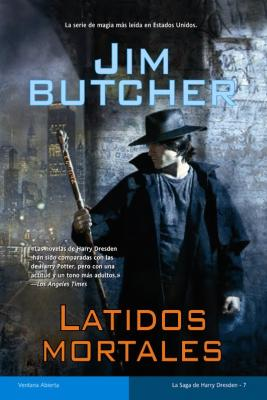 LATIDOS MORTALES (Jim Butcher)