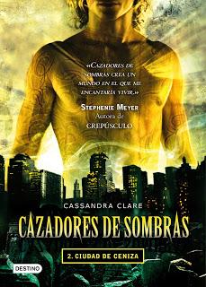 CIUDAD DE CENIZA (Cassandra Clare)
