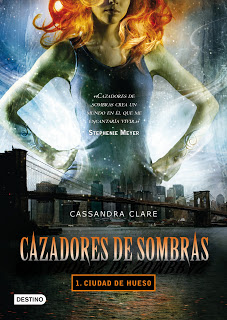 CIUDAD DE HUESO (Cassandra Clare)