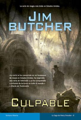 CULPABLE (Jim Butcher)