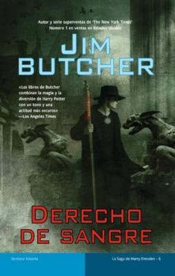 DERECHO DE SANGRE (Jim Butcher)