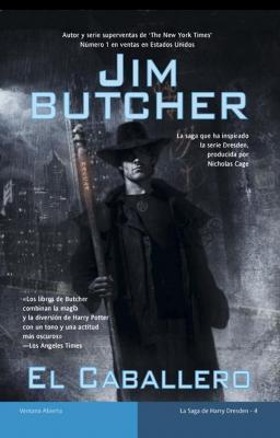 EL CABALLERO (Jim Butcher)