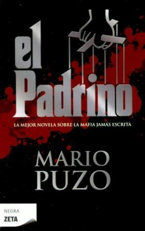 EL PADRINO(Mario Puzo) Portada libro