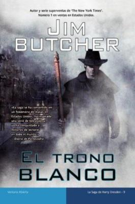 EL TRONO BLANCO (Jim Butcher)