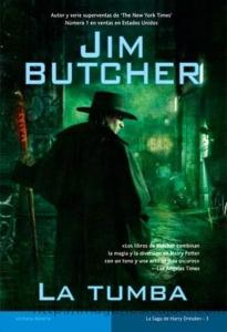 LA TUMBA (Jim Butcher)