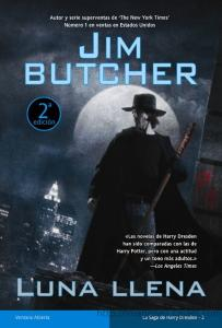 LUNA LLENA (Jim Butcher)