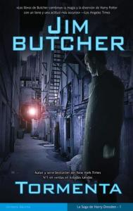 TORMENTA (Jim Butcher)